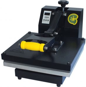 a picture of gecko 15×15 heat press machine