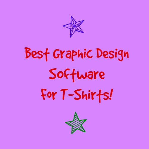 Best Graphic Design Software for T-shirts